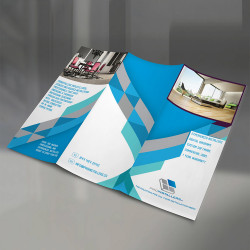 Brochures - 100lb Matte Finish