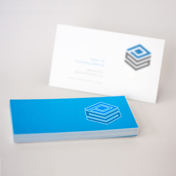Business Cards 14 PT + Matte Finish