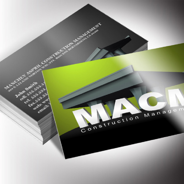 Business Cards 16PT Matte / Silk Lamination
