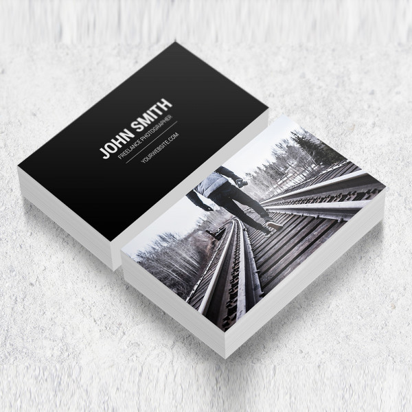 Business Cards 16PT Gloss Lamination