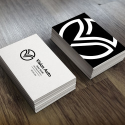 Business Cards 18PT Writable (C1S)